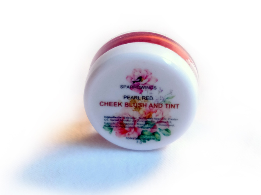 Pearl Red Cheek Tint