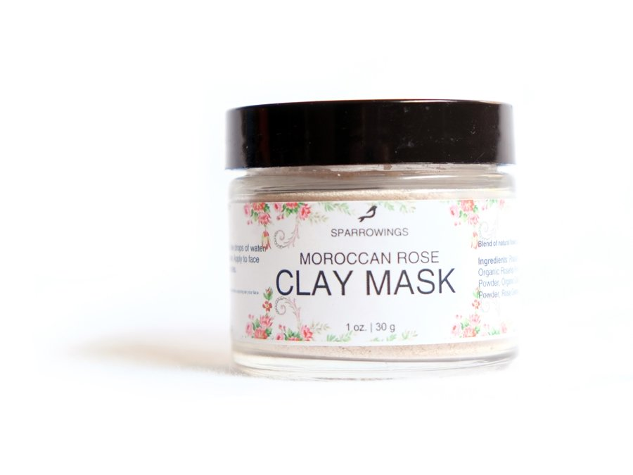 Moroccan Red Clay Mask